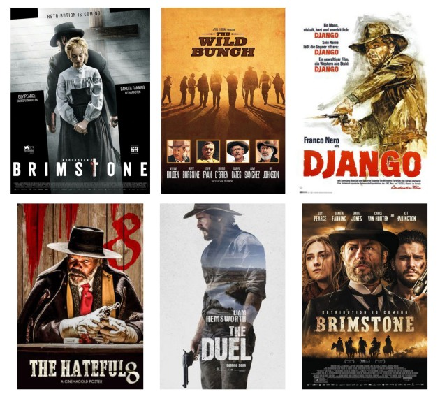 movie posters westerns